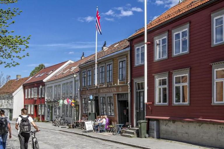 Trondheim © jechstra/Flickr