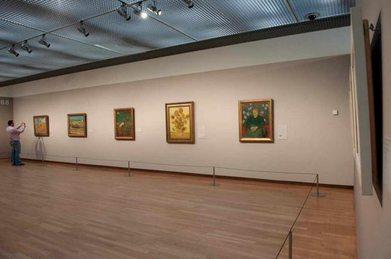 Van Gogh Museum l © wikiphotophile / Flickr