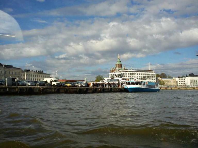 Helsinki, the grey capital   ©molinerolivier100/pixabay