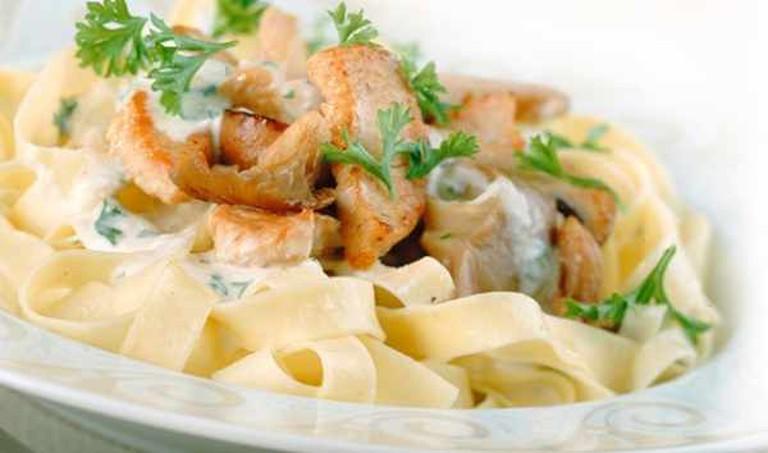 La Céfira pasta | Image courtesy of La Céfira