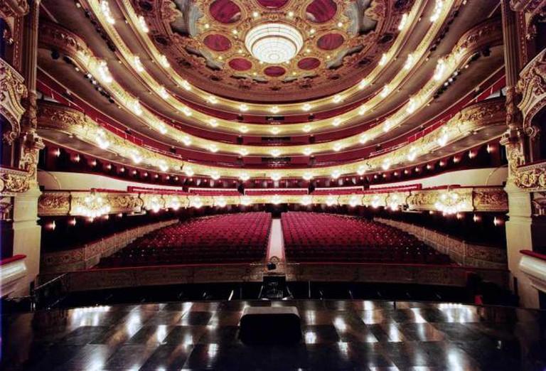 Gran Teatre del Liceu   © Premsa Liceu/Flickr