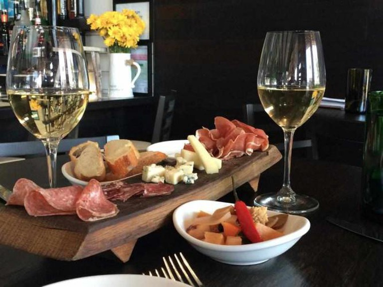 A typical appetizer at Prime Farm to Table | © Prime Farm to Table