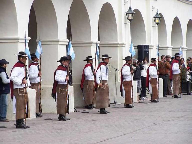 Modern day gauchos in Salta Ⓒ Niels Elgaard Larsen/WikiCommons