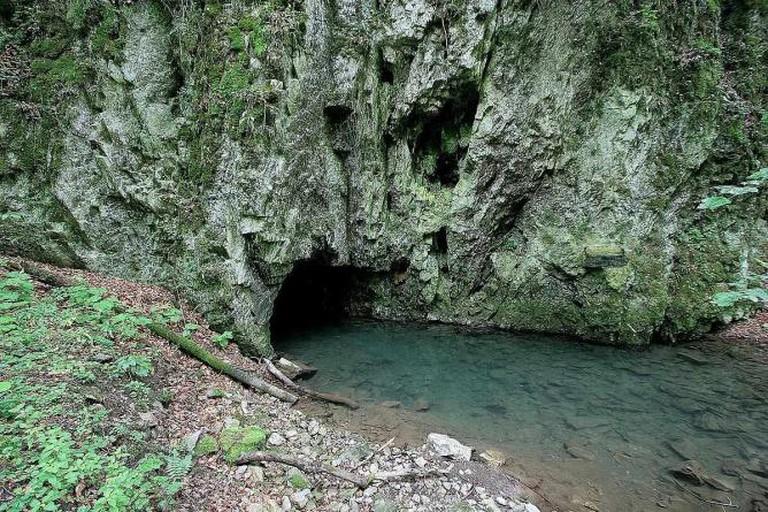 Moravian Karst | © Prazak/WikimediaCommons