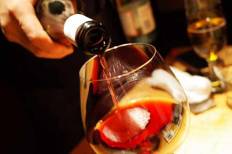 Red wine | © Hideya Hamano/Flickr