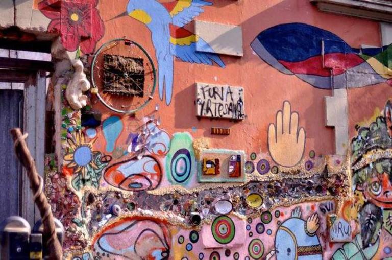 Feria Artesanal | Courtesy of Madeleine Bazil