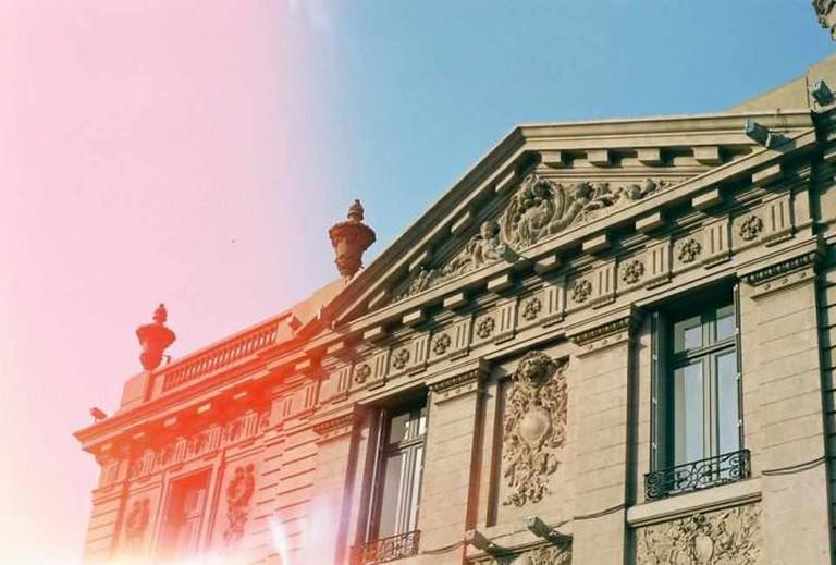 Museo Superior de Bellas Artes Evita | Courtesy of Madeleine Bazil