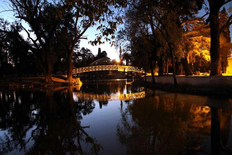 Lago del Parque Sarmiento | © Daniel J. Farré/WikiCommons
