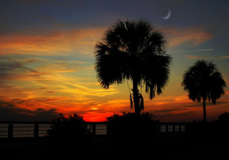 Charleston sunset | © Charleston, SC/Flickr