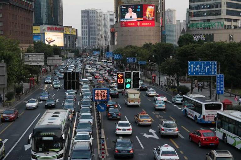 Huangpu District, Shanghai © Leonardo Bright/Flickr