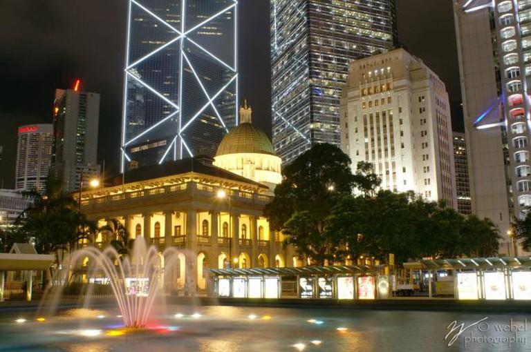 Hong Kong Legislative Counsel Building © Steve Webel/Flickr