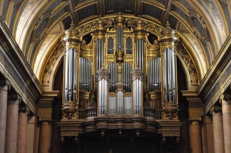 Cathédrale St-Pierre Orgues © Céline / Flickr
