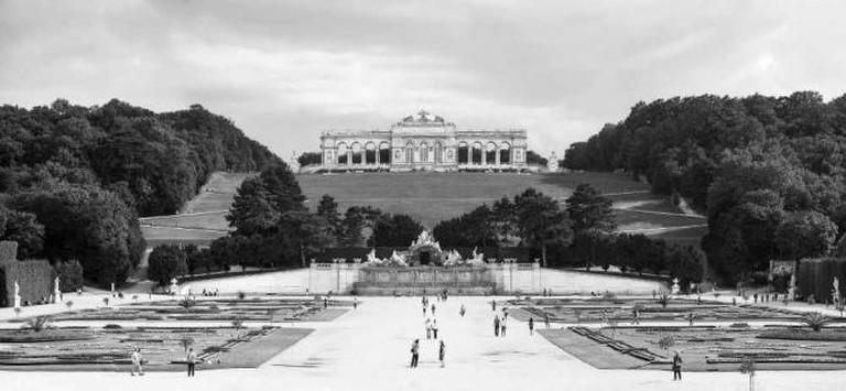 Schönbrunn Palace Garden © Loizeau/Flickr