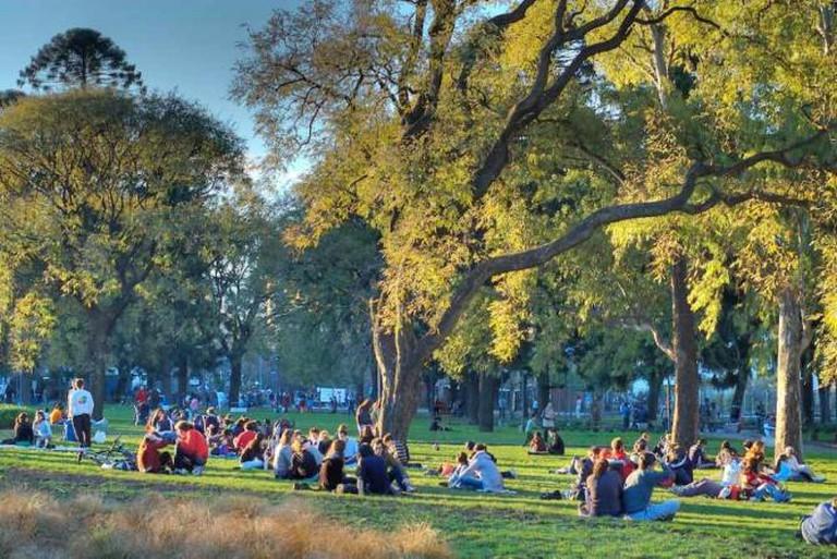Parque Centenario   © Matias Garabedian/WikiCommons