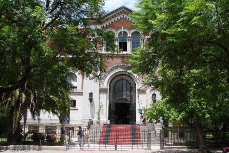 Museo Argentino de Ciencias Naturales   © Pablo Origlia/WikiCommons