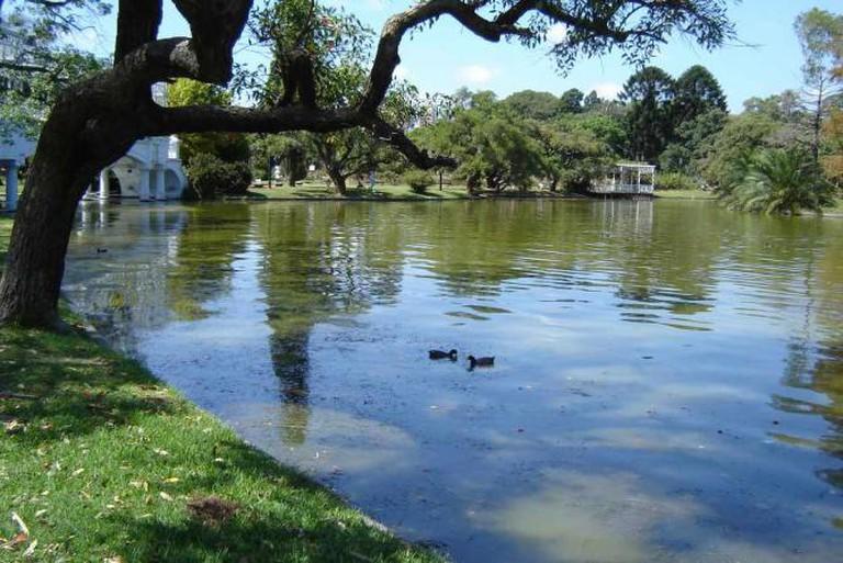 Parque Tres de Febrero | © Eurico Zimbres/WikiCommons