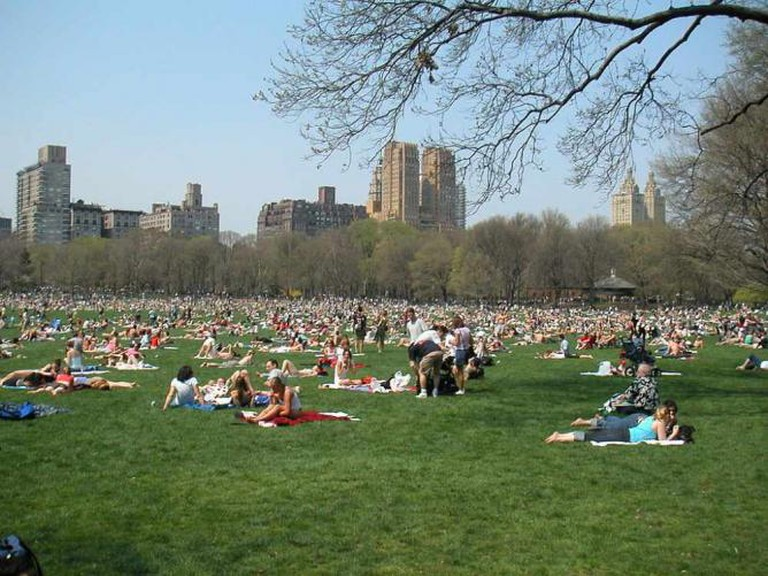 Sheep Meadow | © Haftthor/WikiCommons