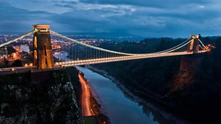Clifton Suspension Bridge | © Vaidotas Mišeikis/Flickr