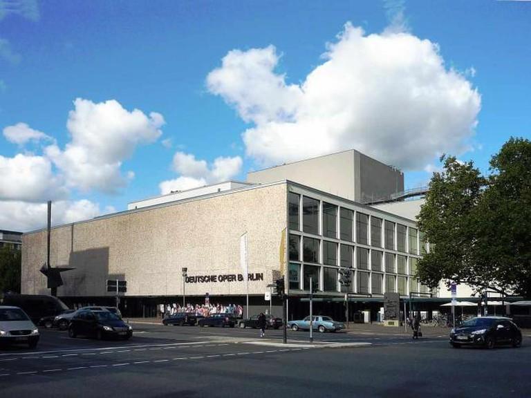 Deutsche Oper Berlin | © Manfred Brückels/WikiCommons