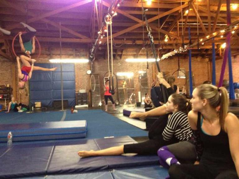Cirque School LA   ©Pinterest