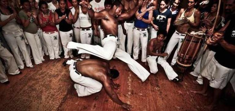 Capoeira Brasil Los Angeles   ©Tumblr