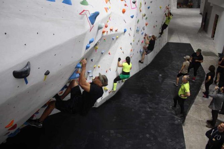 Stronghold Climbing Gym   ©StrongholdClimb