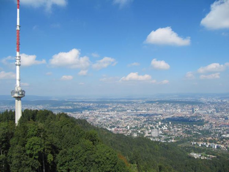 View from the Üetliberg | © Dirk Haun/Flickr