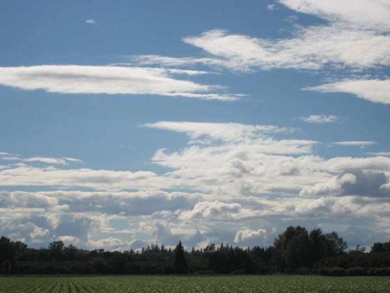 Keizer, Oregon landscape | © Christopher/Flickr