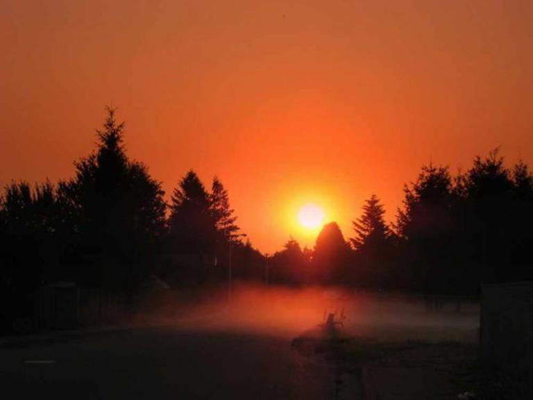 Sunrise in Keizer | © Christopher/Flickr