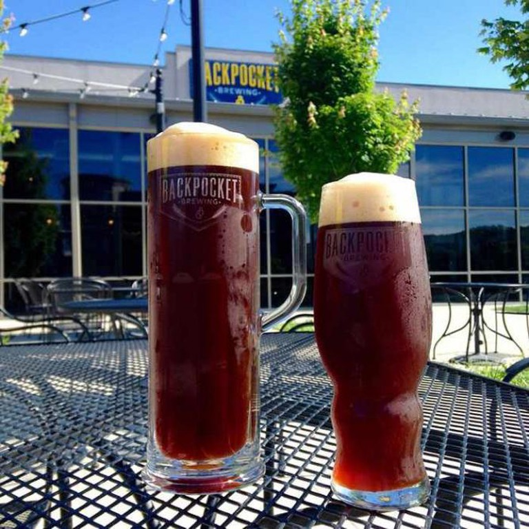 Handcrafted brews at Backpocket Brewing Company   Courtesy of Backpocket Brewing Company
