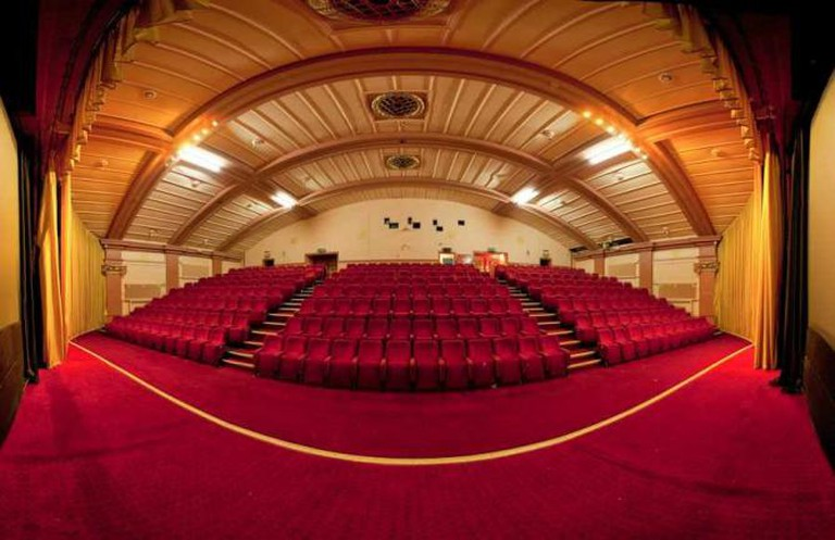 A beautiful old cinema | © Dave WIlson Cumbria/Flickr