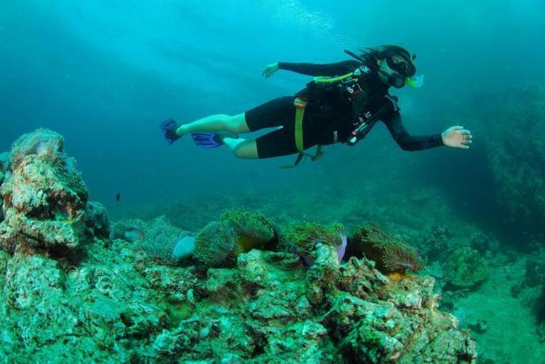 scuba diving | © bhinddalenes/Flickr