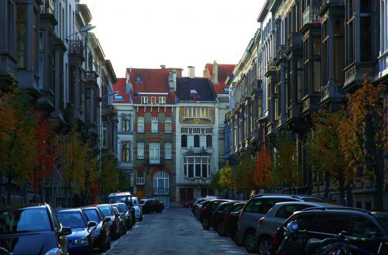 Bruxelles, Belgique-rue autour de l'avenue Louise l Isamiga76/Flickr