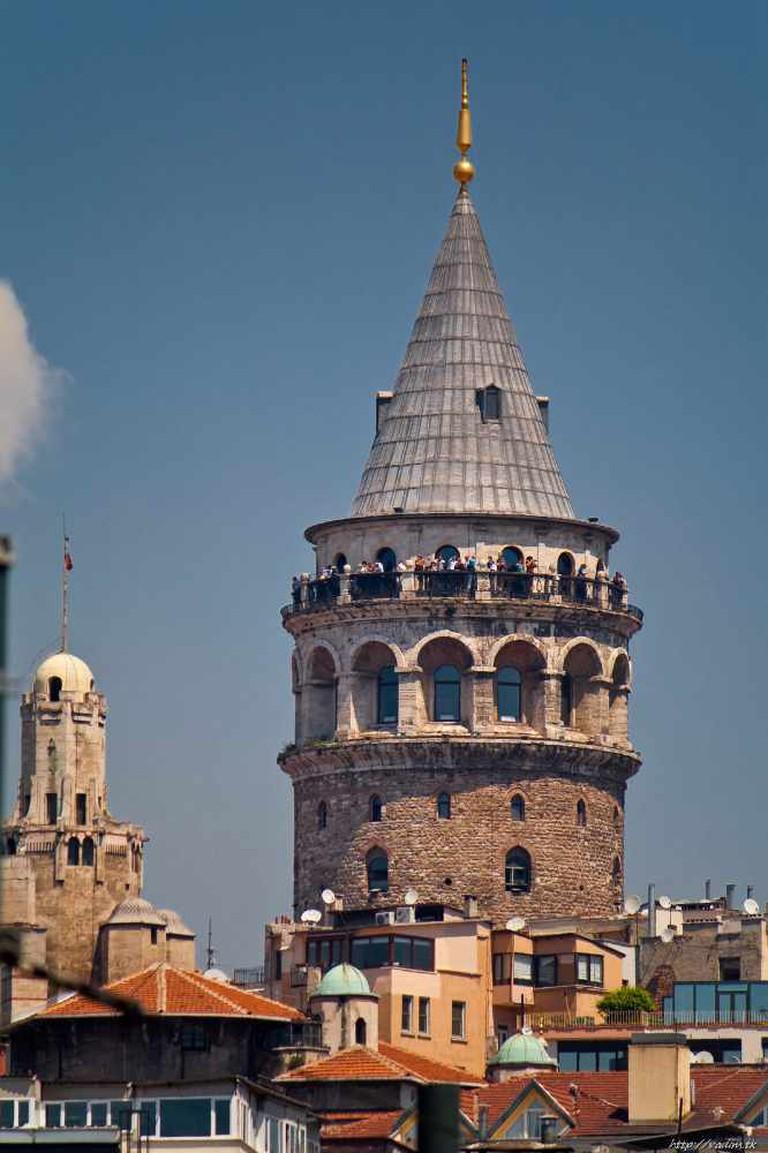 Galata Tower   © vadim.tk/WikiCommons