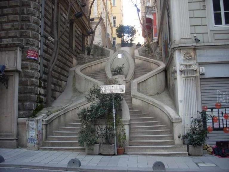 Camondo Stairs   © VikiPicture/WikiCommons