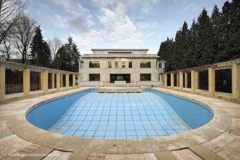 Villa Empain Swimming Pool | © Georgesdekinder.com