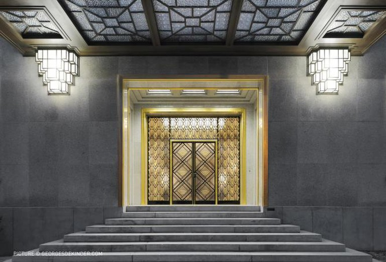 Villa Empain Entry | © Georgesdekinder.com