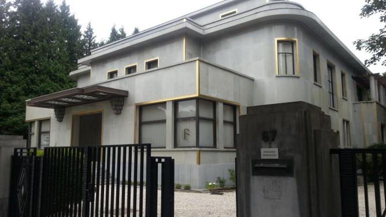 Villa Empain Exterior | © María Sánchez