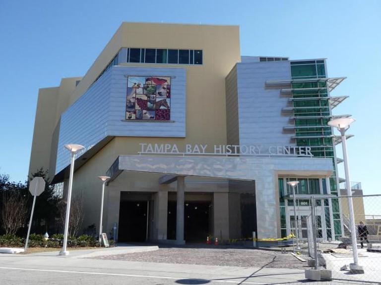 Tampa Bay History Center   © VirgoGal25/Flickr