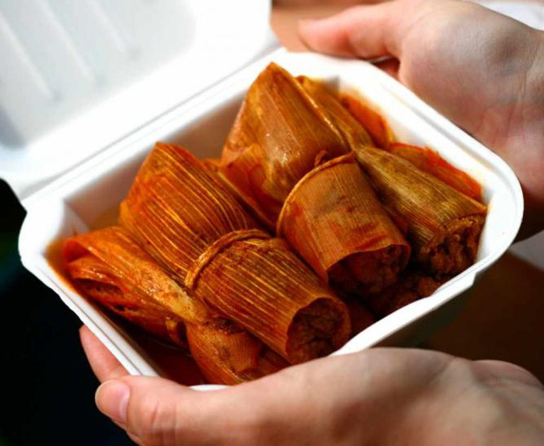 Chicken Tamales | © Luke/Flickr
