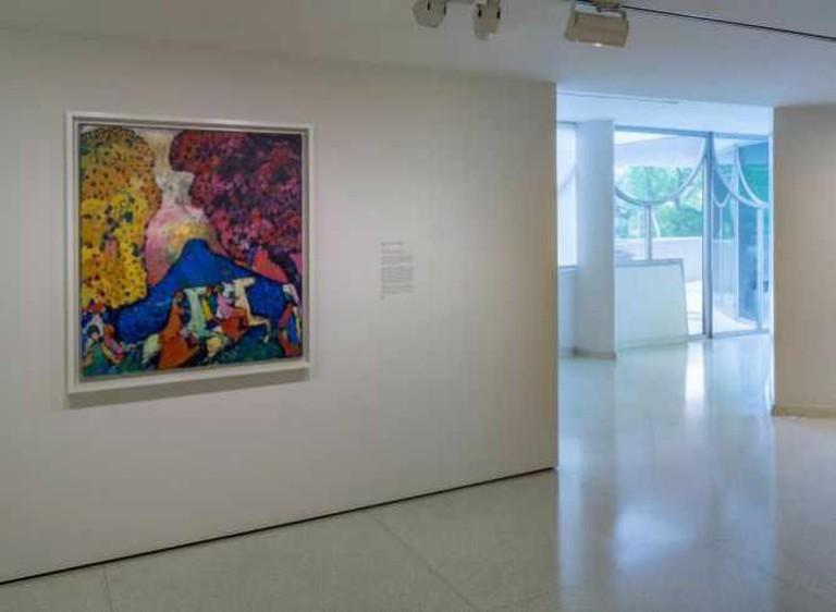 Kandinsky Gallery, Solomon R. Guggenheim Museum, New York, July 1–spring 2016. Photo: David Heald | © Solomon R. Guggenheim Museum, New York