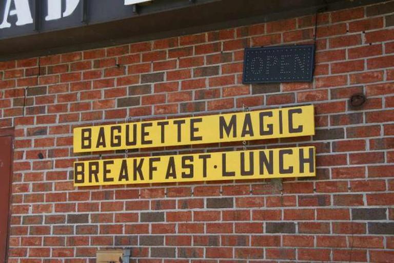 Baguette Magic | © romana klee/Flickr