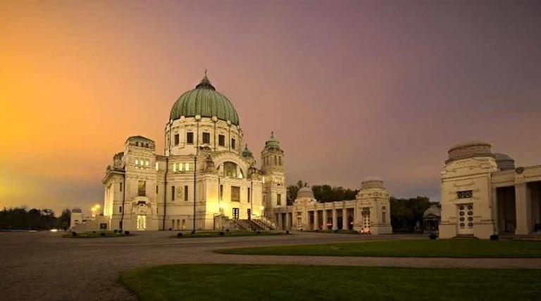 Karl Borromäus Church © Martin Schachermayer/Flickr