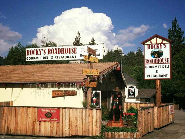 Rocky's Roadhouse