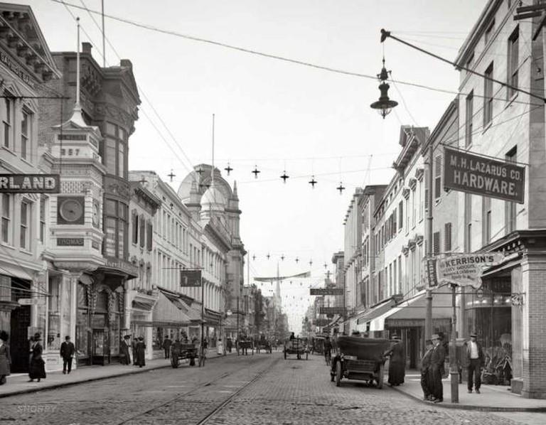 Charleston, King Street | © Henry de Saussure Copeland