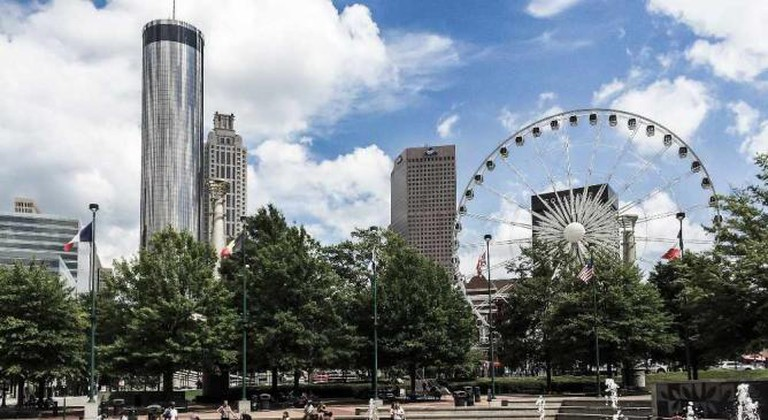 Centennial Olympic Park, Atlanta | © Lee Coursey/Flickr