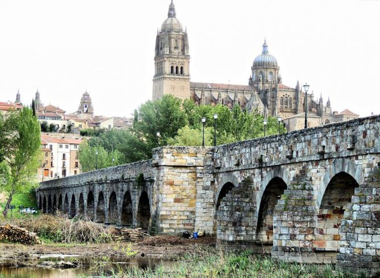 The Roman Bridge | © Jose Luis Cernadas Iglesias/Flickr
