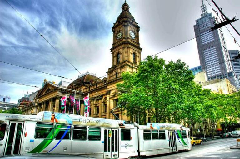 Melbourne © Alan Lam/Flickr