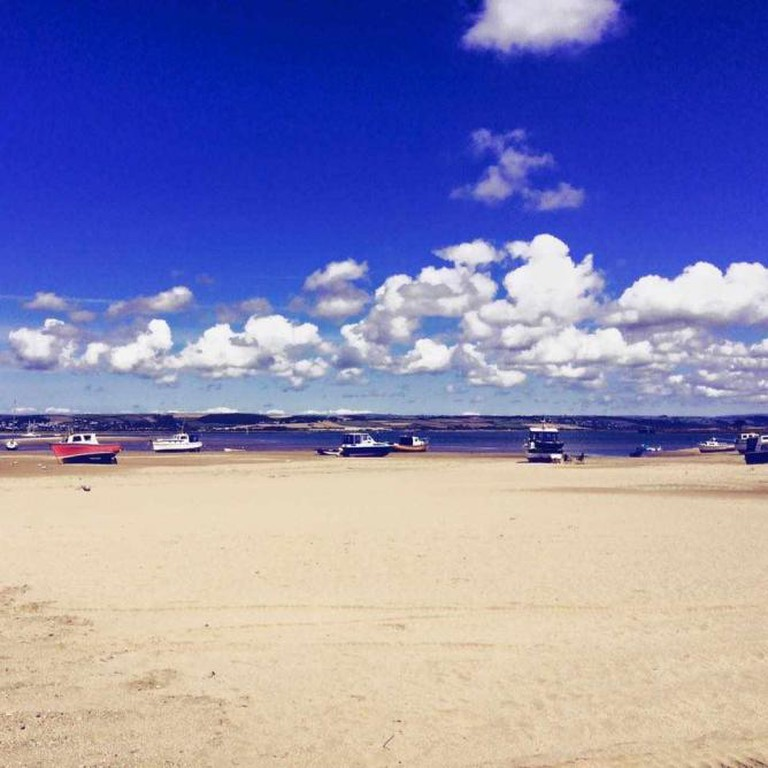 Summer at Crow Point