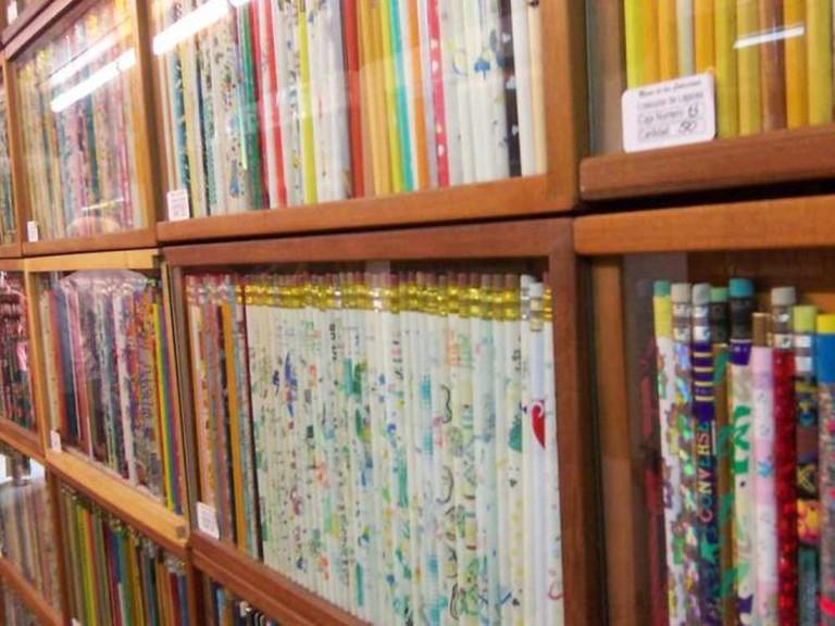 Collection of pencils © José Luis Merizalde/Flickr
